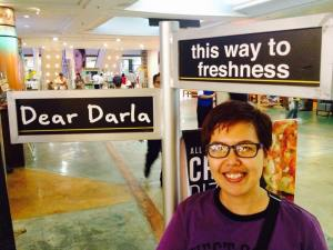 Dear Darla - i miss you!