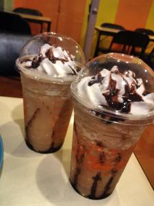 Frap for the two of us..