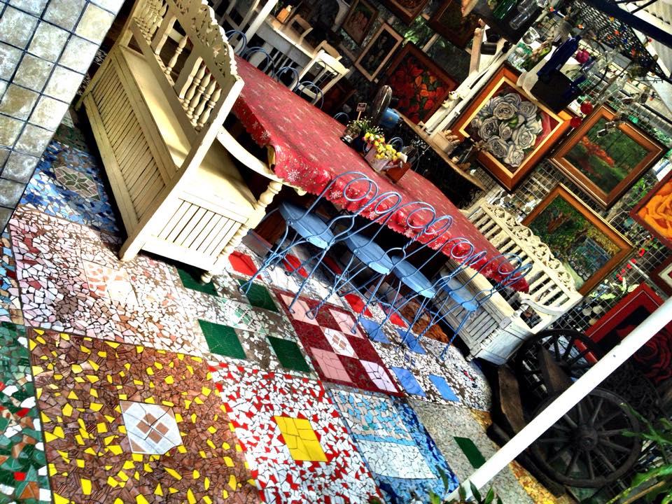 varying tiles