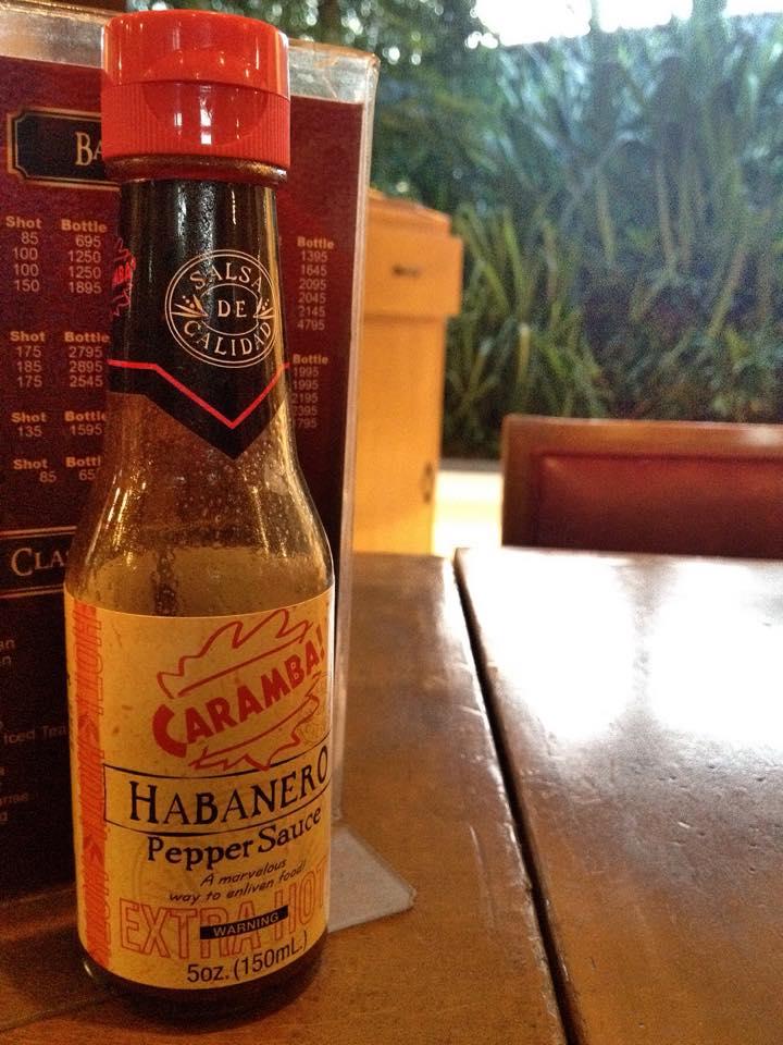 pepper sauce extra hot