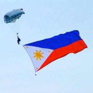 Philippine flag!=)