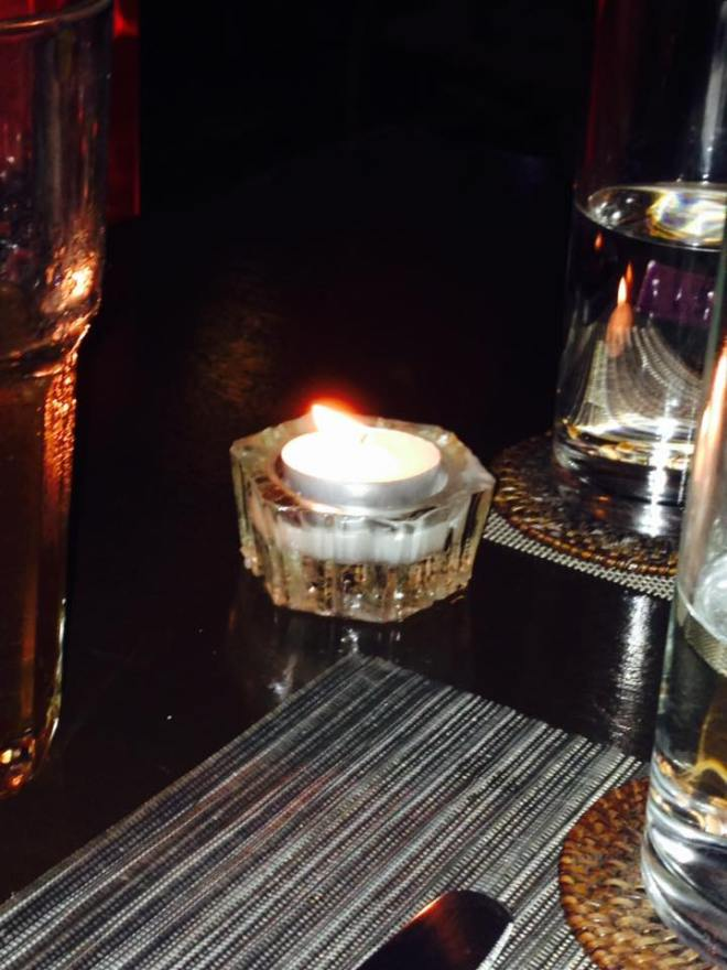 corner candle