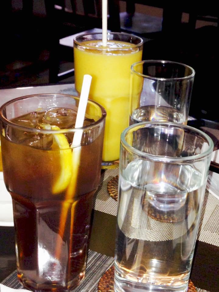 corner drinks