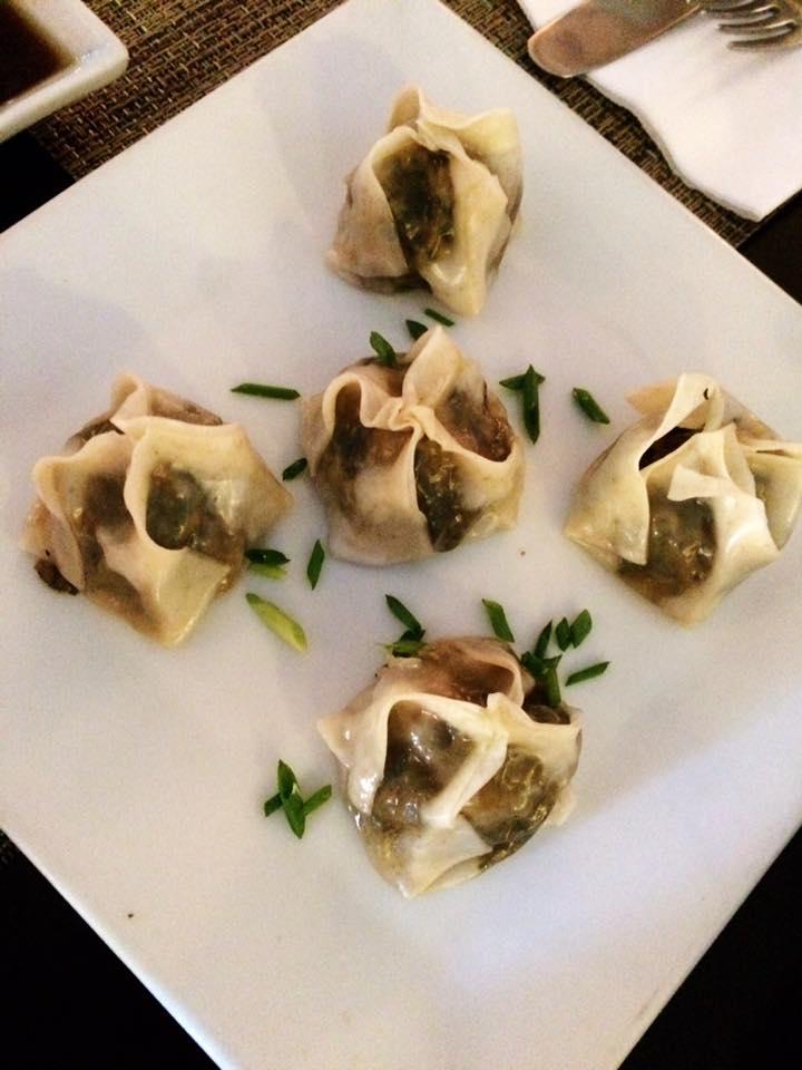 corner dumplings