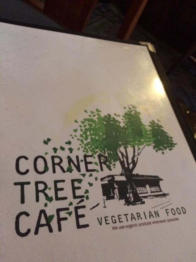 corner menu