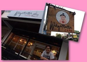 Hmmmn... Japanese coffee shop..