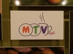 MTV Cafe..