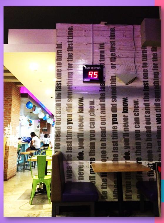 taco bell digital queue