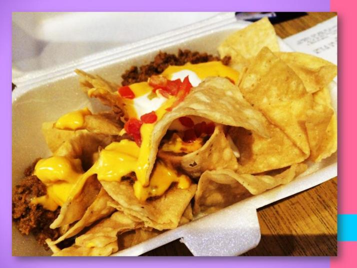 taco bell nachos