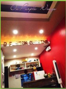 D'Fusion Cafe..