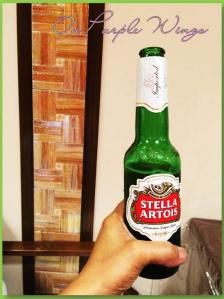 This is Jen's, I don't drink beer for almost 20 years now.. =)